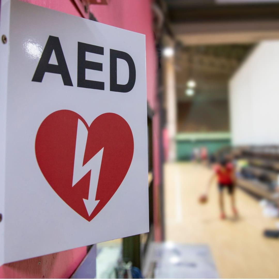 AEDs in West Virginia Schools