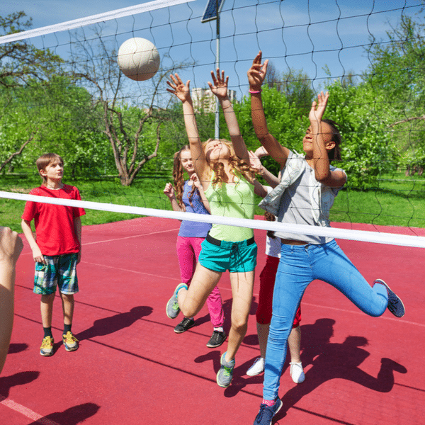 Heart Safety Kids Playing Sports